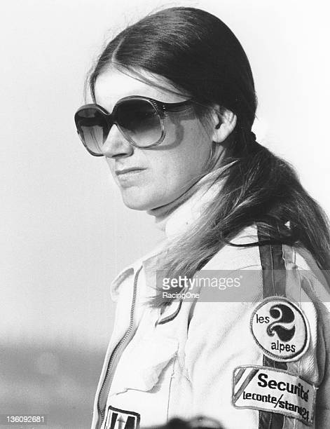 Christine Beckers of Brussels Belgium ran in various forms of motorsport from 1967 through 1980 winning many races and class championships in both...