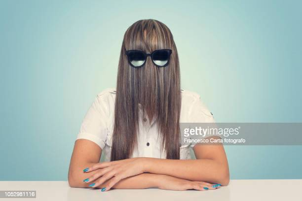 unknown - obscured face stock pictures, royalty-free photos & images