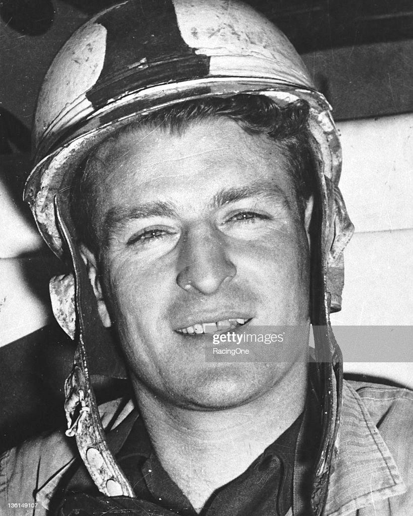 Wally Campbell - NASCAR Driver : News Photo