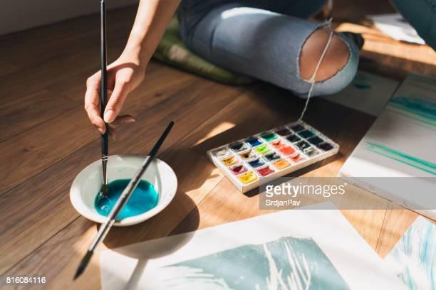 Unleashing Kreativität