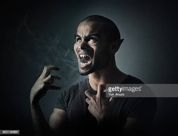 unleashing the beast within - werewolf stock photos and pictures