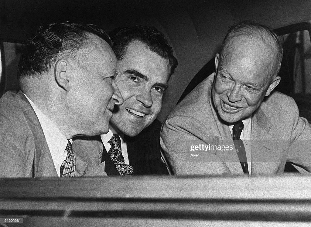 Unlocated picture of the then US Senator Richard N : News Photo