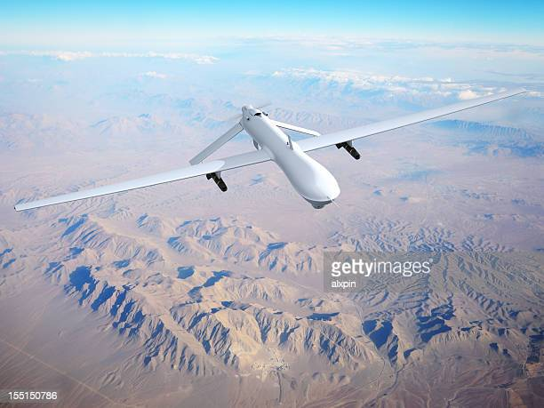 unmanned aerial vehicle (uav) - military drones stock photos and pictures