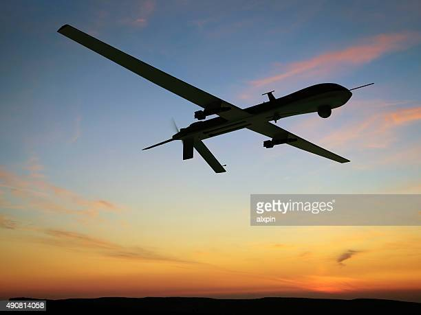 unmanned aerial vehicle (uav) - explosives stock photos and pictures