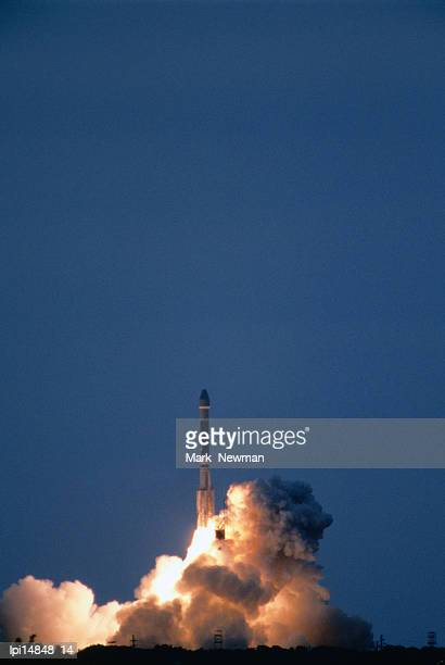 Un-manned rocket launching into space on mission to Mars, 3 January, Cape Canaveral, United States of America