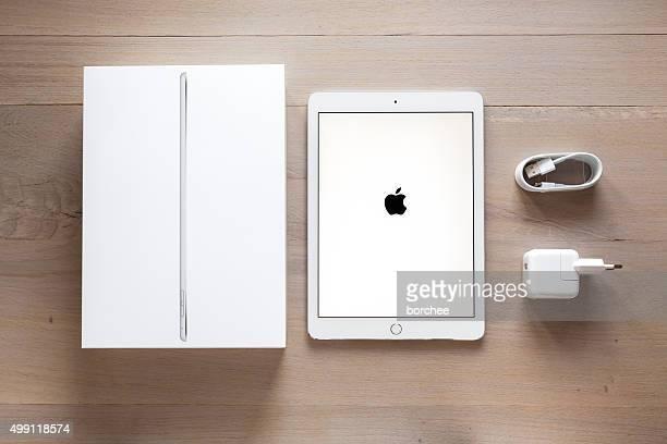 Unpacking New iPad Air 2