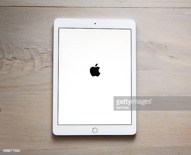 Desempacotar o novo iPad Air 2