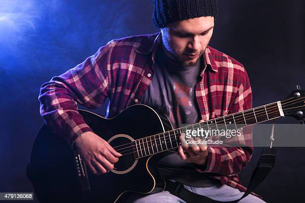 unplugged concert - classic rock stock pictures, royalty-free photos & images