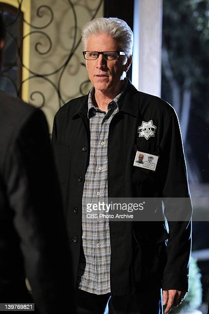 CSI Unplugged DB Russell on CSI CRIME SCENE INVESTIGATION Wednesday Feb 29 on the CBS Television Network