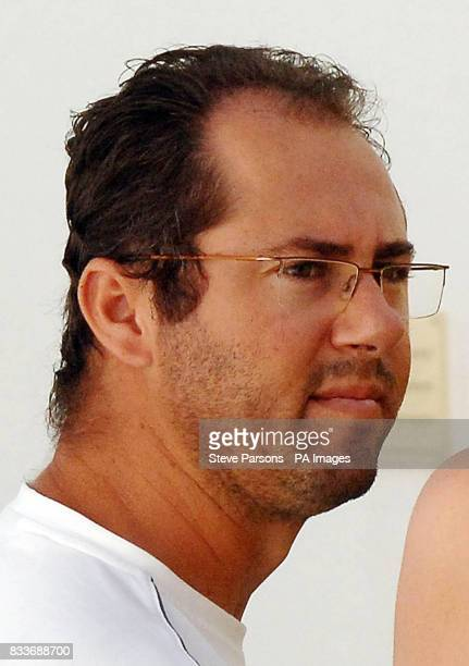 Unpublished photo of Luis Antonio in Lagos Portugal He was questioned by police in connection with the disappearance of Madeleine McCann who went...