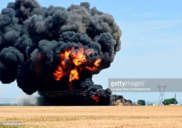24 Scenes Of 2015 Military Airbus A400m Crash Pictures