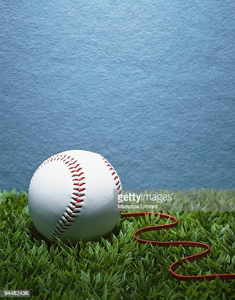 unraveling baseball - microzoa stock pictures, royalty-free photos & images