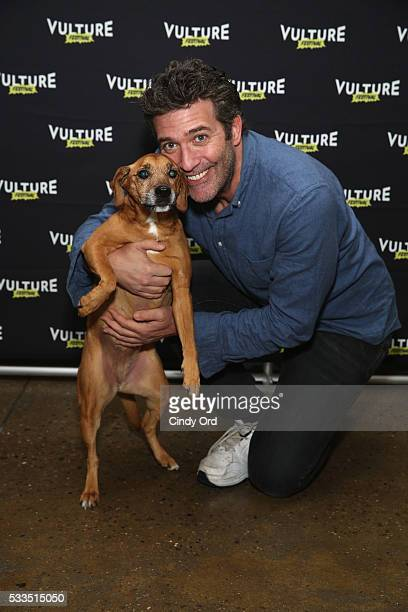 UnReal stars 'Boo' and Craig Bierko at the 2016 Vulture Festival at Milk Studios on May 22 2016 in New York City