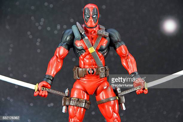 unrelenting wit - marvel comics stock pictures, royalty-free photos & images
