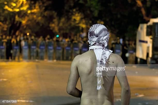 Unrest rages in Capital Ankara, Turkey