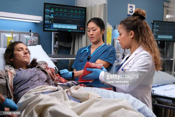DOCTOR Unsaid Despite everyone else's doubts Shaun is hopeful that Carly is truly fine with his friendship with Lea Meanwhile the team treats a young...