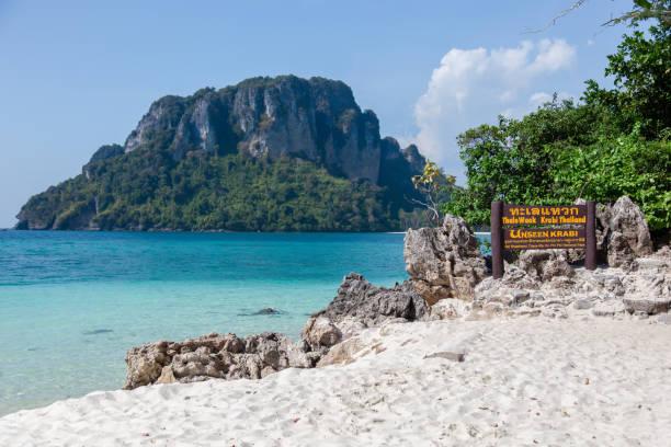 ( Talay Wak ) Unseen in Thailand Krabi.
