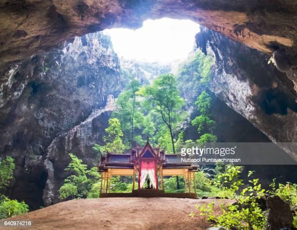 Unseen Phraya Nakhon Cave in Thailand