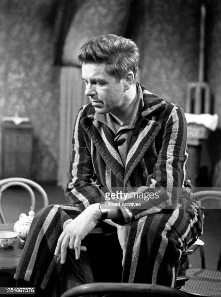 Unseliger Sommer Fernsehfilm Deutschland 1961 Regie Gustav Burmester Darsteller Heinz Drache