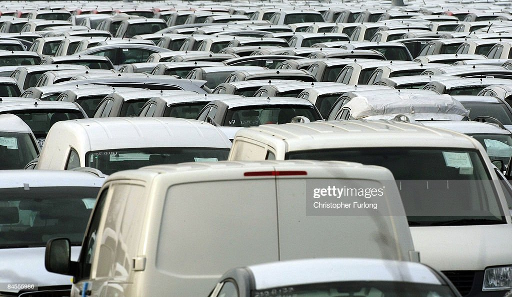 Global Recession Begins To Take Its Toll On The Car Industry ...