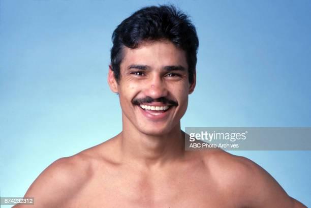 Alexis Arguello boxer portrait