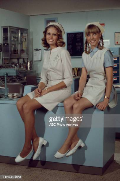 Barbara Rucker Nancy Fox appearing in the Walt Disney Television via Getty Images tv series 'The New Temperatures Rising Show'