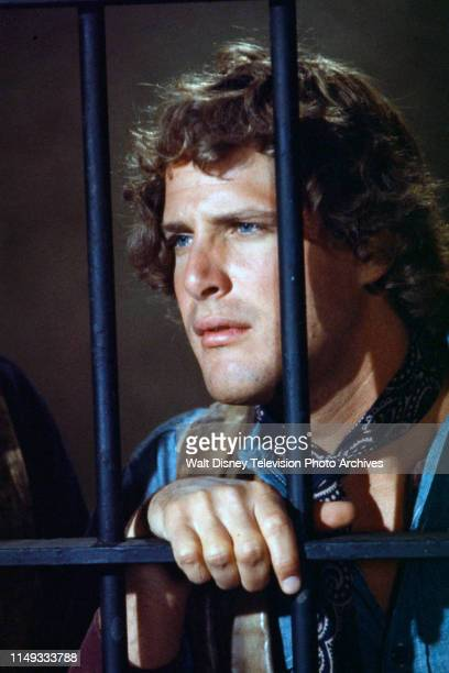 Ben Murphy appearing on the ABC tv series 'Alias Smith and Jones'.
