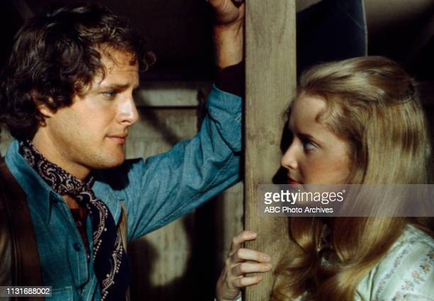 Ben Murphy guest star appearing in the Walt Disney Television via Getty Images tv series 'Alias Smith and Jones'