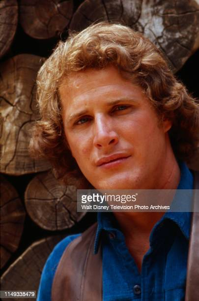 Ben Murphy promotional photo for the ABC tv series 'Alias Smith and Jones'.