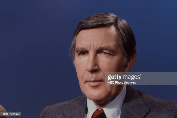 Congressman Morris Udall on Walt Disney Television via Getty Images's 'Issues and Answers' program