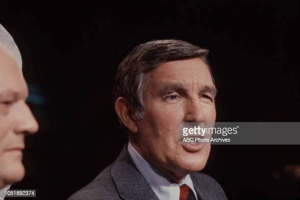 Dr Norman Rasmussen Congressman Morris Udall on Walt Disney Television via Getty Images's 'Issues and Answers' program