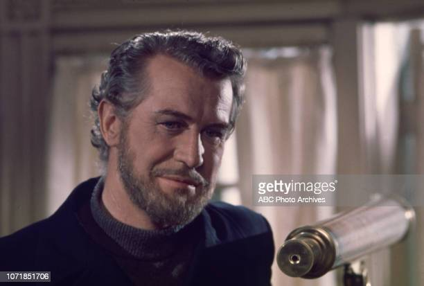 Edward Mulhare appearing on the Walt Disney Television via Getty Images's 'The Ghost Mrs Muir'
