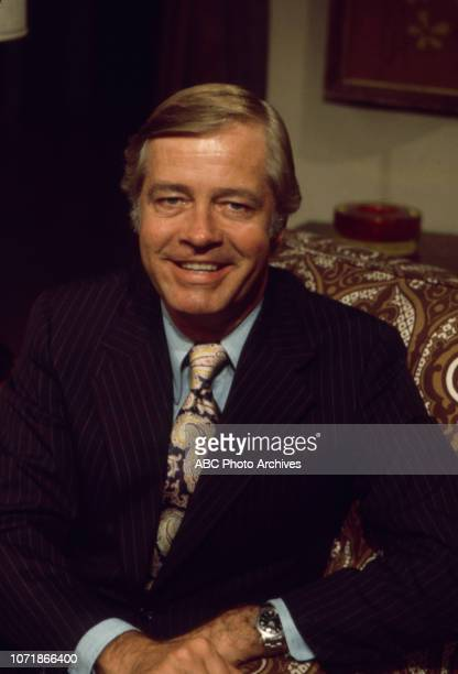 Forrest Compton appearing on the Walt Disney Television via Getty Images soap opera 'Edge of Night'