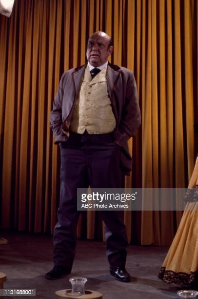 Jackie Coogan appearing in the Walt Disney Television via Getty Images tv series 'Alias Smith and Jones'