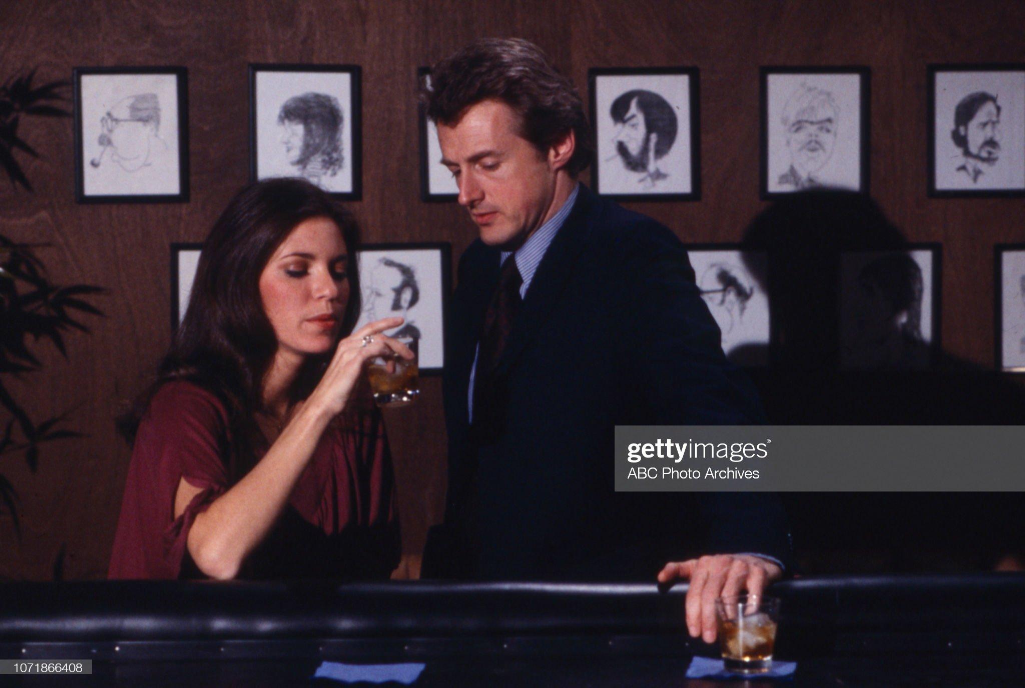 Lori Cardille, Joe Lambie Appearing On 'Edge of Night' : News Photo