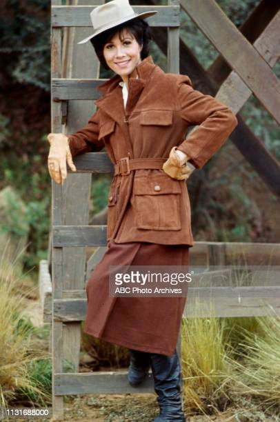 Michele Lee appearing in the Walt Disney Television via Getty Images tv series 'Alias Smith and Jones'
