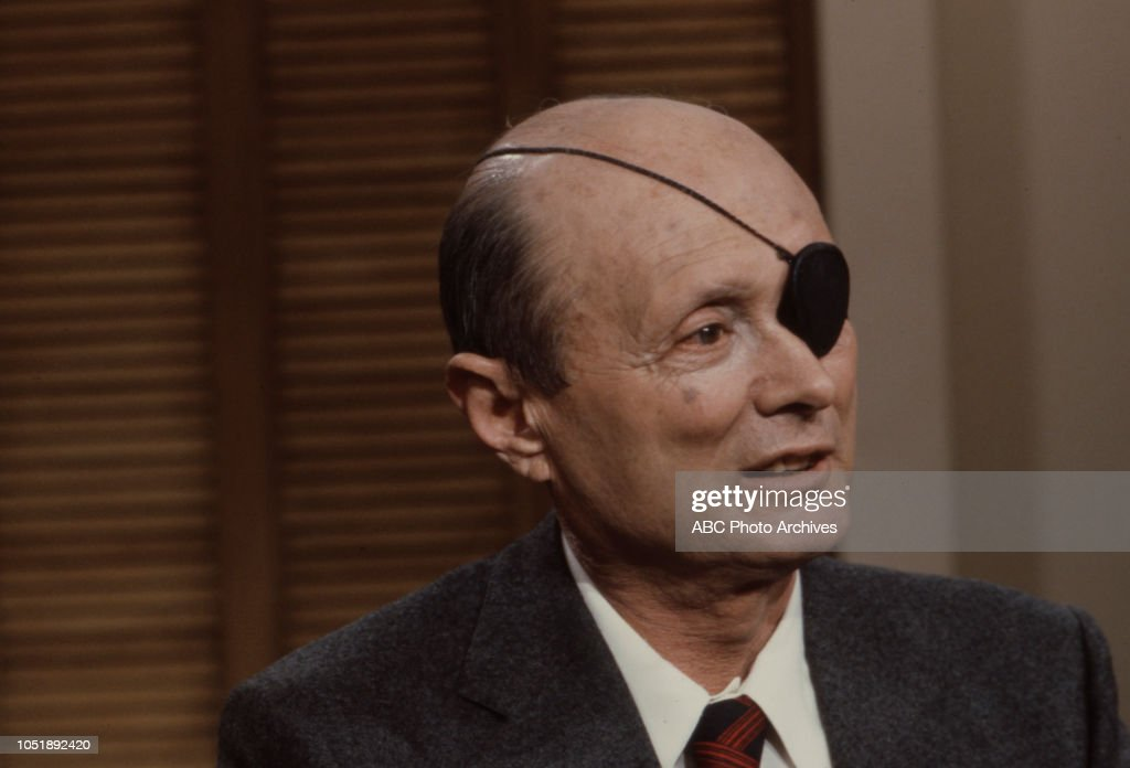 Minister of Foreign Affairs Moshe Dayan on ABC's 'Issues and Answers