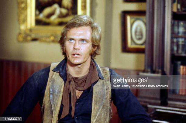 Roger Davis appearing on the ABC tv series 'Alias Smith and Jones'