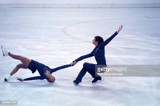 Tai Babilonia Randy Gardner skating