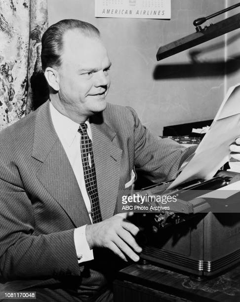 Walt Disney Television via Getty Images Radio presenter Paul Harvey