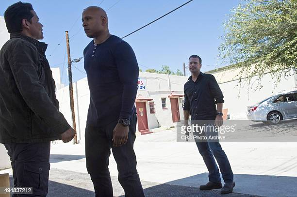 Unspoken Pictured LL COOL J and Chris O'Donnell The team searches for Sam's former partner Ruiz who disappears while buying a deadly explosive during...