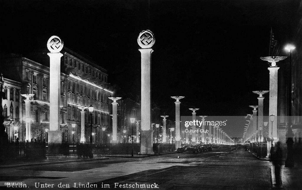 Unter den Linden : Nachrichtenfoto