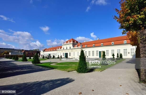 Unteres Belvedere Palace, Vienna, Austria