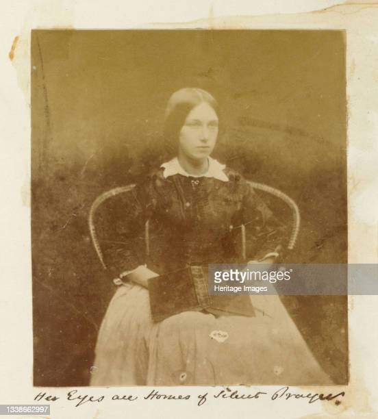 Untitled , 1849/60. A work made of albumen print, from the 'untitled album'. Artist Unknown.