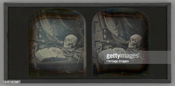 Untitled , 1859. Daguerreotype. Artist Thomas Richard Williams.