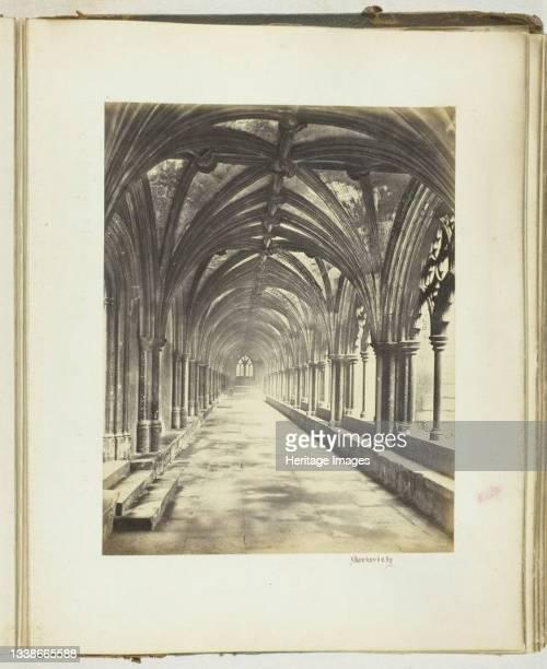 Untitled, 1868. A work made of albumen print. Artist Georgina Cowper.