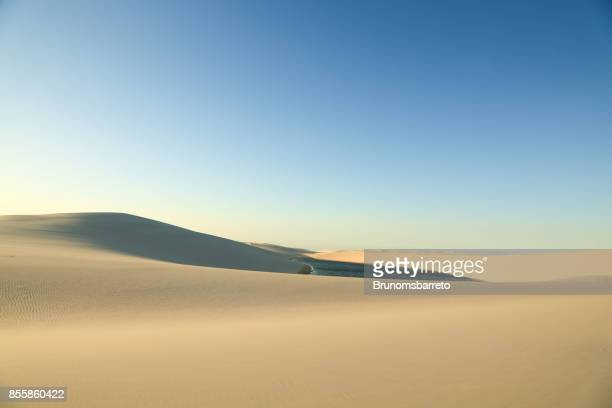 Untouched sands of the Maranhenses sheets
