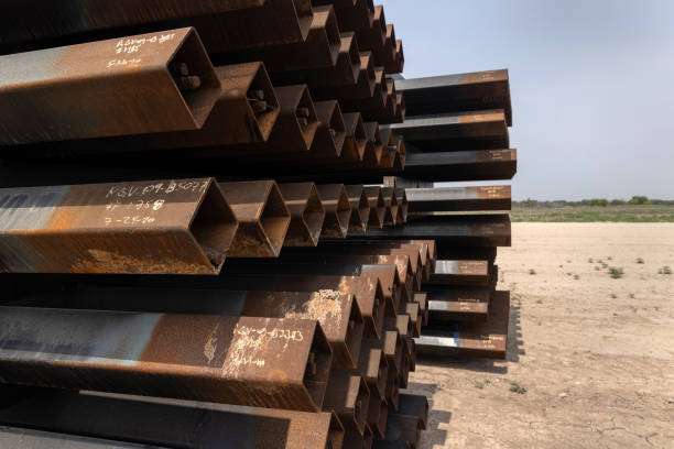 TX: Trump Border Wall Stands Unfinished Following Biden Construction Suspension
