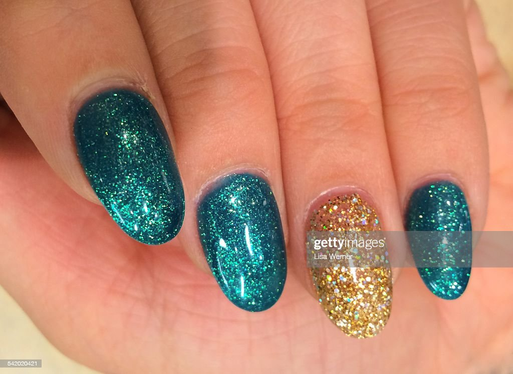 Unusual nail art stock photo getty images unusual nail art stock photo prinsesfo Images