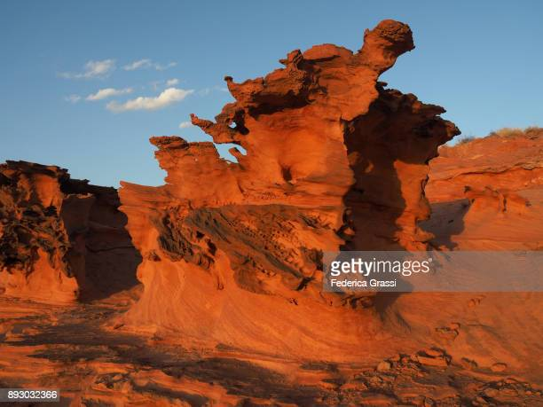 Unusual Rock Formations, Little Finland, Nevada